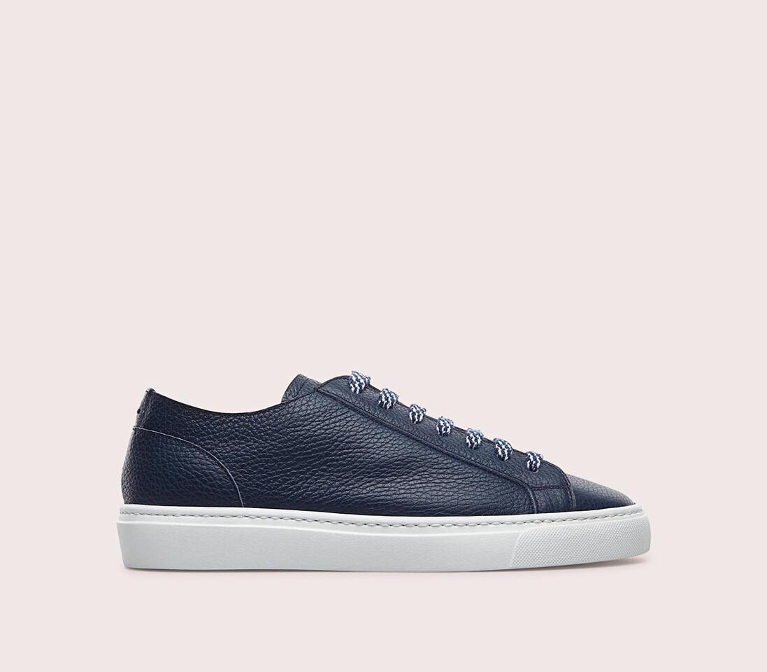 Sneakers da donna in pelle | blu - Doucal's
