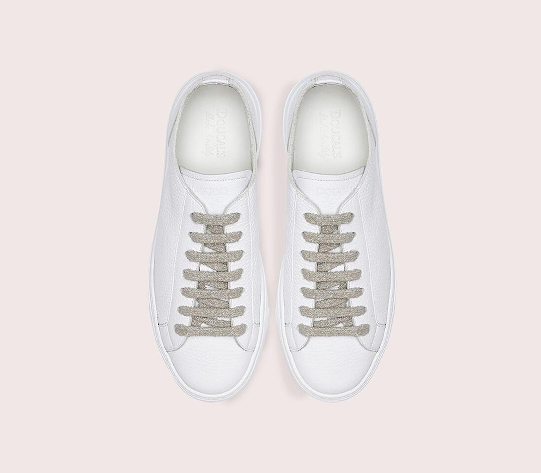Sneakers da donna in pelle | bianco - Doucal's