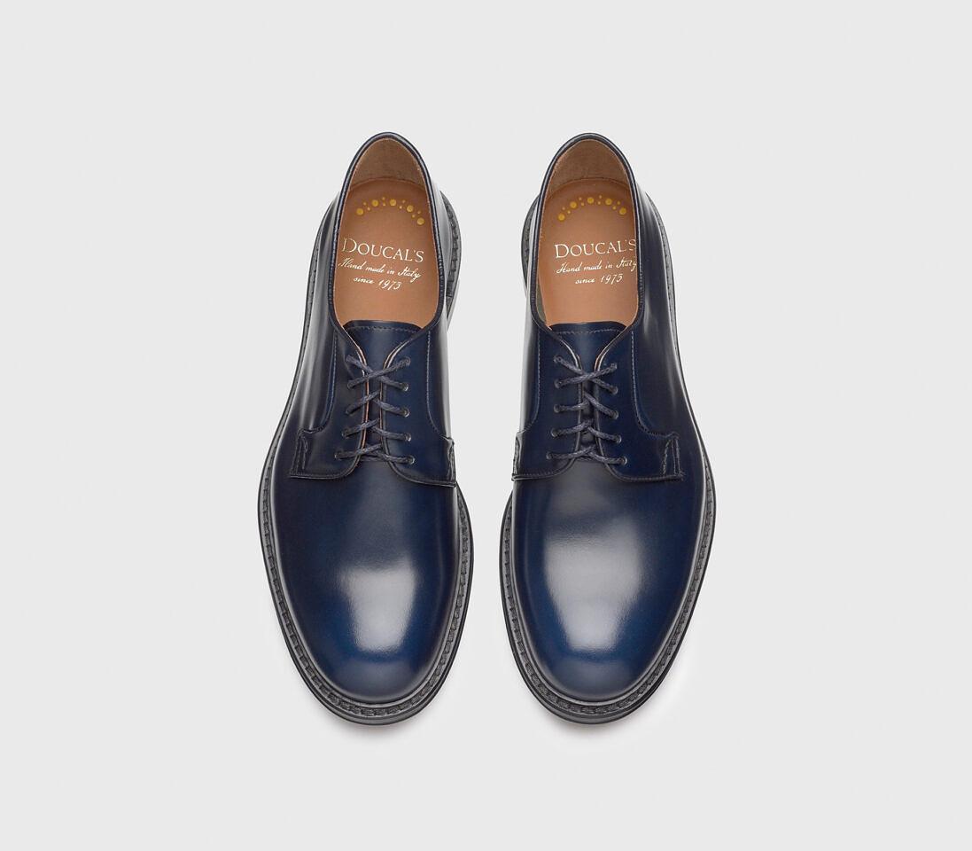 Stringate da uomo in pelle | blu - Doucal's