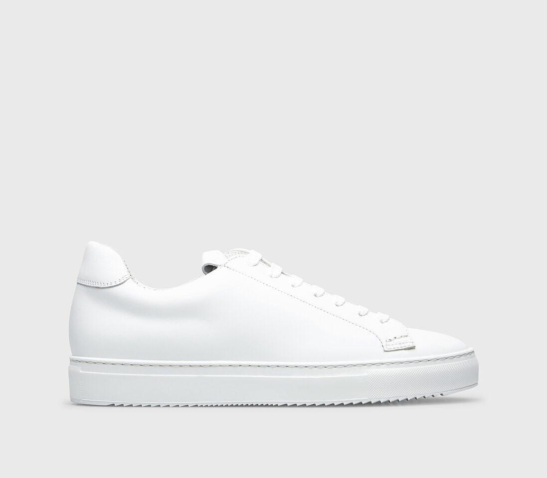 Sneakers da uomo in pelle | bianco - Doucal's