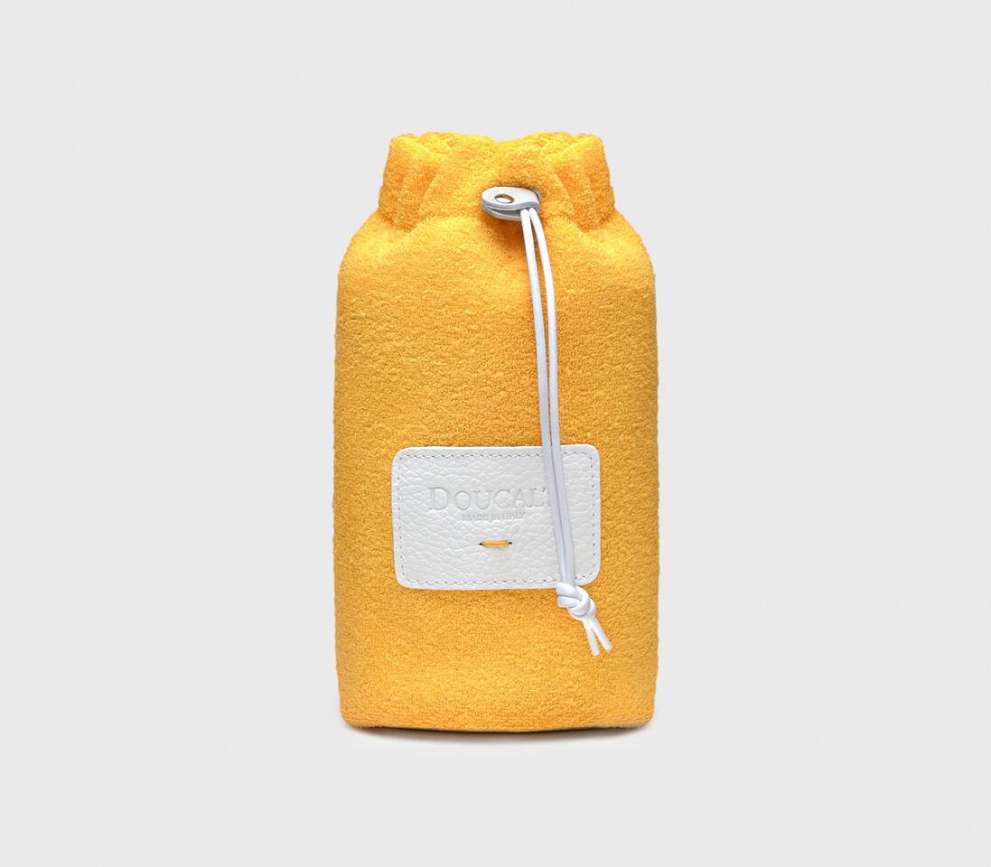 Kit cura e manutenzione pochette   giallo - Doucal's